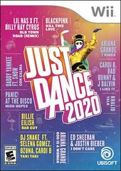 WII: JUST DANCE 2020 (NM) (COMPLETE)