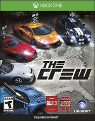 XB1: CREW, THE (NM) (GAME)