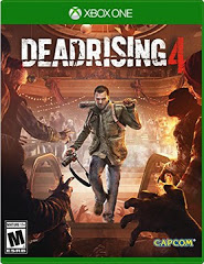 XB1: DEAD RISING 4 (NM) (COMPLETE)