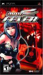 PSP: DJ MAX EMOTIONAL SENSE FEVER (GAME)