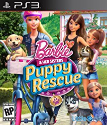 PS3: BARBIE AND HER SISTERS PUPPY RESCUE (COMPLETE)