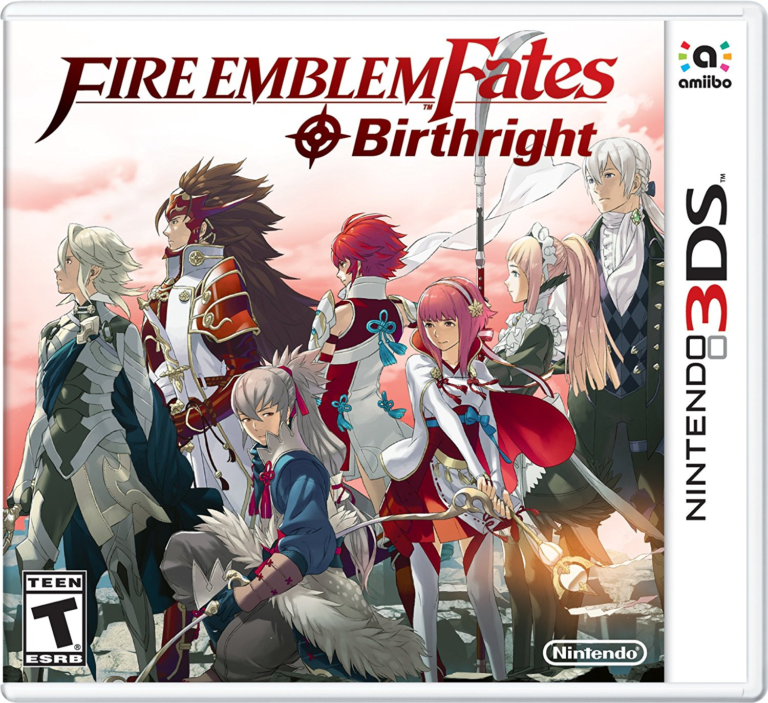 3DS: FIRE EMBLEM FATES: BIRTHRIGHT (COMPLETE)