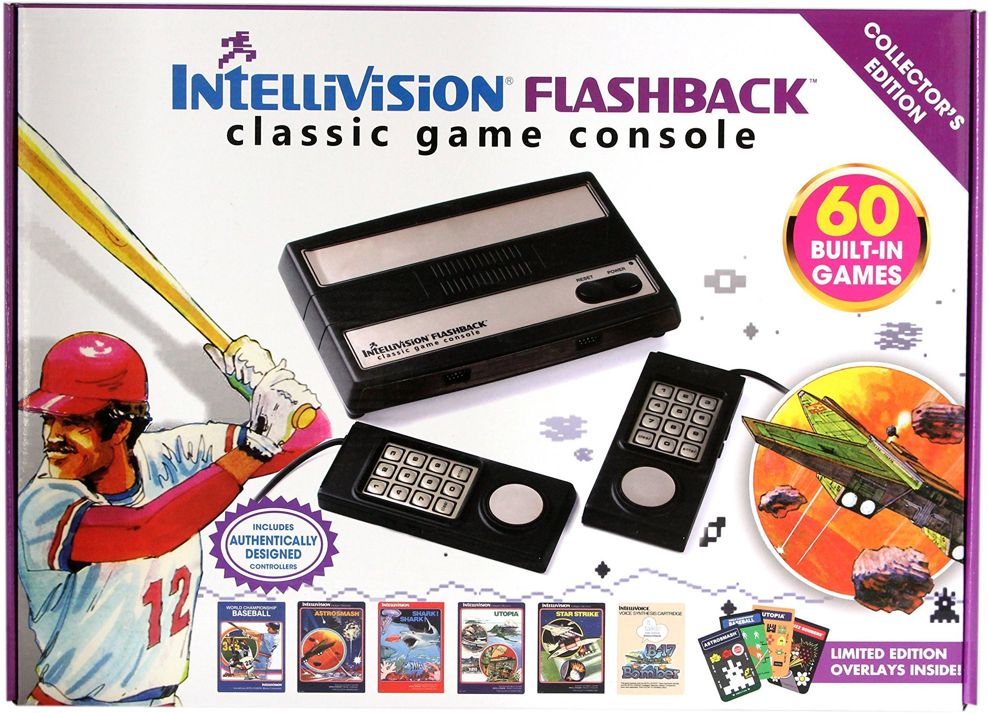 PNP: INTELLIVISION FLASHBACK (USED)