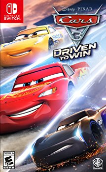 NS: CARS 3: DRIVEN TO WIN (NM) (COMPLETE)