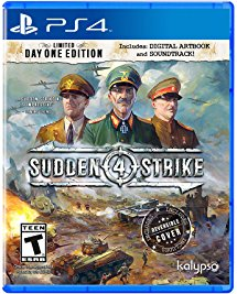 PS4: SUDDEN 4 STRIKE (COMPLETE)