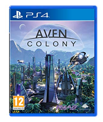 PS4: AVEN COLONY (NM) (COMPLETE)