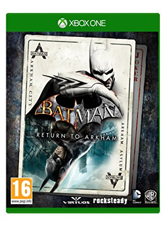XB1: BATMAN RETURN TO ARKHAM (NM) (COMPLETE)