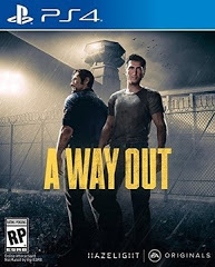 PS4: A WAY OUT (NM) (COMPLETE)