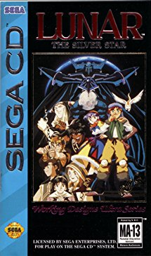 SCD: LUNAR: THE SILVER STAR (GAME)