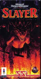 3DO: ADVANCED DUNGEONS AND DRAGONS: SLAYER (GAME)