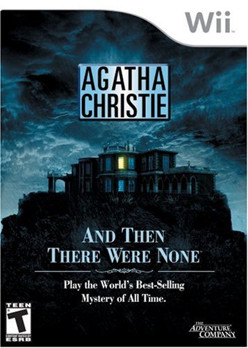WII: AGATHA CHRISTIE AND THEN THERE WERE NONE (GAME)