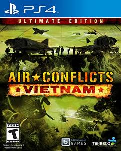 PS4: AIR CONFLICTS VIETNAM (COMPLETE)