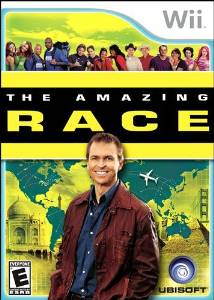 WII: AMAZING RACE; THE (COMPLETE)