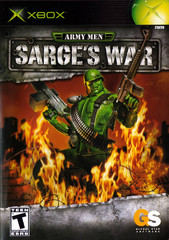 XBX: ARMY MEN: SARGES WAR (COMPLETE)