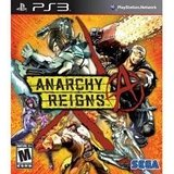 PS3: ANARCHY REIGNS (COMPLETE)