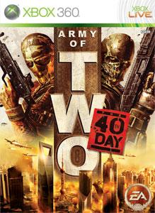 360: ARMY OF TWO: THE 40TH DAY (GAME)