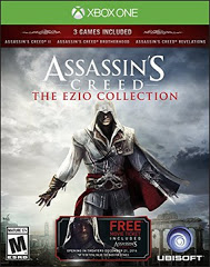 XB1: ASSASSINS CREED: THE EZIO COLLECTION (NEW)