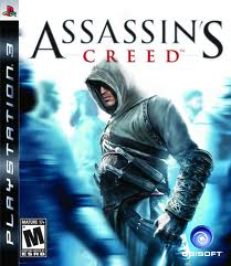 PS3: ASSASSINS CREED (COMPLETE)