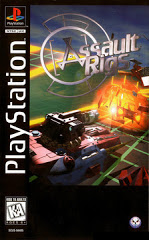 PS1: ASSAULT RIGS (LONG BOX) (COMPLETE)