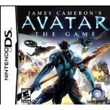 NDS: AVATAR THE GAME - JAMES CAMERON (GAME)