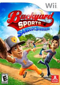 WII: BACKYARD SPORTS: SANDLOT SLUGGERS (NEW)