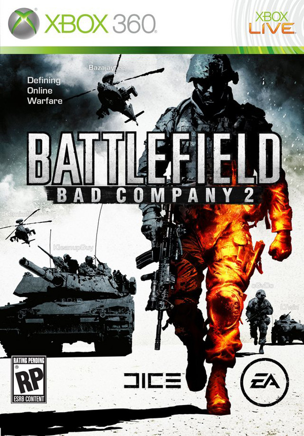 360: BATTLEFIELD BAD COMPANY 2 LIMITED EDITION (BOX)