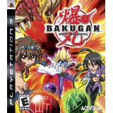 PS3: BAKUGAN BATTLE BRAWLERS (COMPLETE)