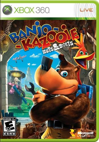 360: BANJO-KAZOOIE NUTS AND BOLTS (NEW)