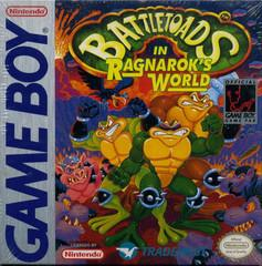 GB: BATTLETOADS IN RAGNAROKS WORLD (GAME)