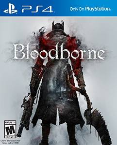 PS4: BLOODBORNE (STEELBOOK LIMITED ED.) (NM) (COMPLETE)