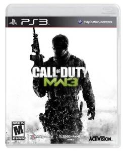 PS3: CALL OF DUTY: MODERN WARFARE 3 (COMPLETE)