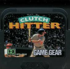 GG: CLUTCH HITTER (GAME)