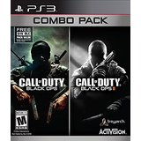 PS3: CALL OF DUTY BLACK OPS COMBO PACK (2DISC) (BOX)