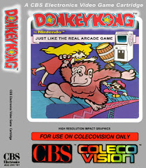 COL: DONKEY KONG (GAME) (NO LABEL)