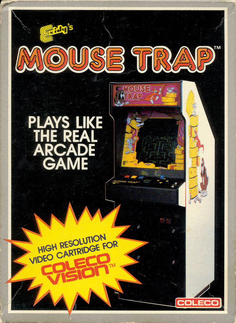 COL: MOUSE TRAP (GAME)