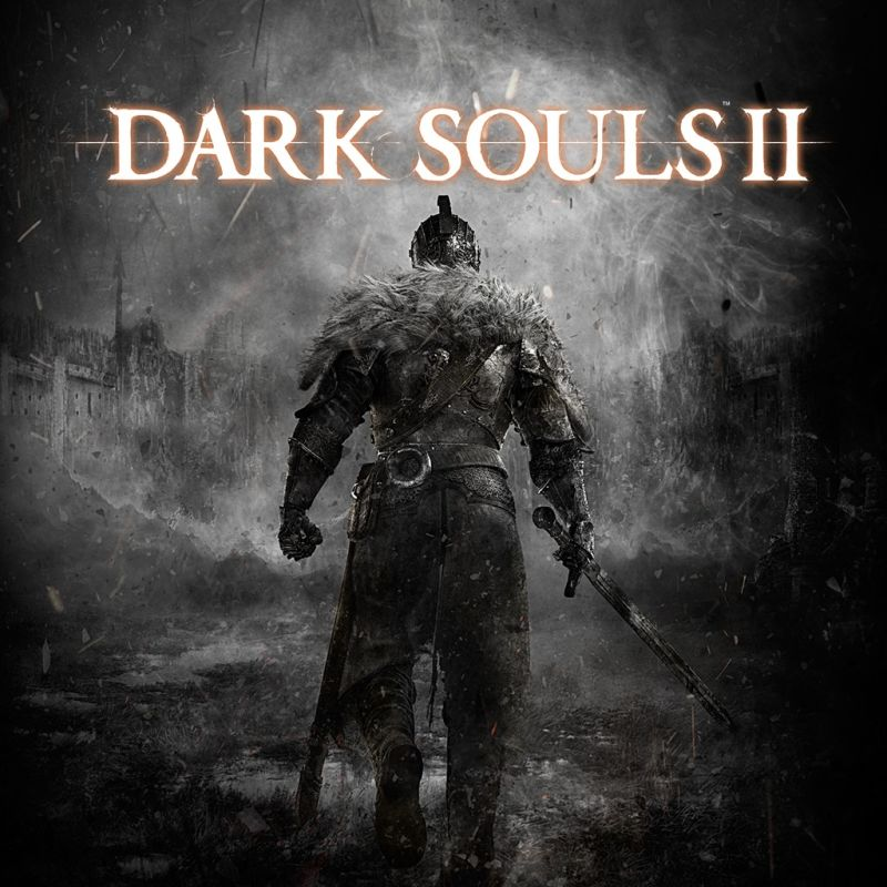 PS3: DARK SOULS II (NM) (COMPLETE)