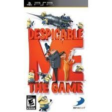 PSP: DESPICABLE ME: THE GAME (COMPLETE)