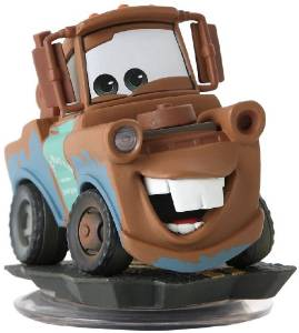 FIG: DISNEY INFINITY 1.0 MATER (USED)