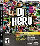 PS3: DJ HERO - STANDALONE SOFTWARE (COMPLETE)