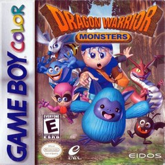 GBC: DRAGON WARRIOR MONSTERS (GAME)
