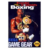 GG: EVANDER REAL DEAL HOLYFIELDS BOXING (GAME)