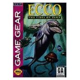 GG: ECCO: THE TIDES OF TIME (GAME)