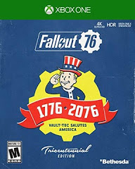 XB1: FALLOUT 76 TRICENTENNIAL EDITION (NEW)