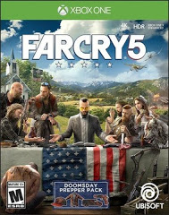 XB1: FAR CRY 5 (NM) (COMPLETE)
