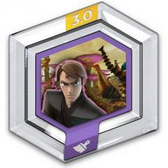 FIG: DISNEY INFINITY 3.0 STAR WARS POWER DISC: SKIES OVER FELUCIA (USED)
