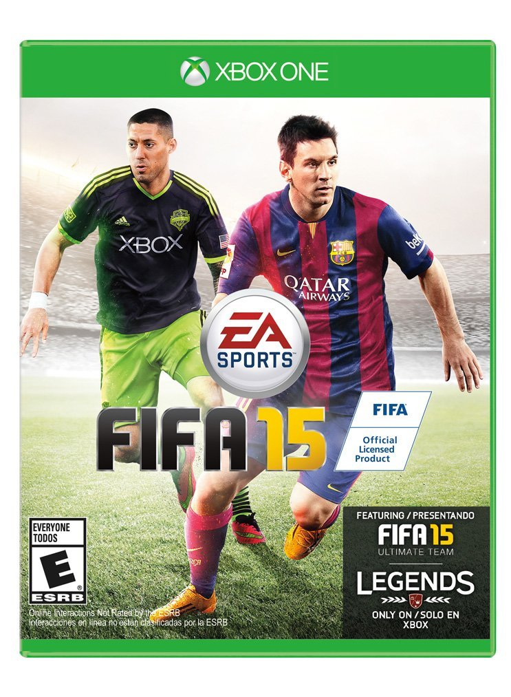 XB1: FIFA 15 (NM) (COMPLETE)
