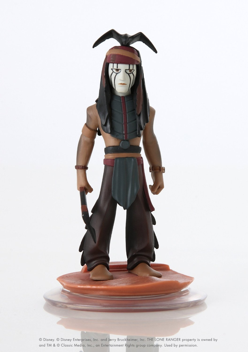 FIG: DISNEY INFINITY 1.0: TONTO (USED)