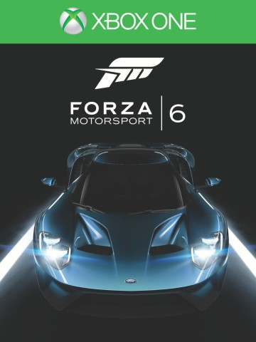 XB1: FORZA MOTORSPORT 6 / TEN YEAR ANNIVERSARY EDITION (NM) (COMPLETE)