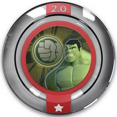 FIG: DISNEY INFINITY 2.0 MARVEL POWER DISC: GAMMA RAYS (USED)