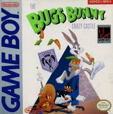 GB: BUGS BUNNY IN CRAZY CASTLE (GAME)